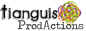 Logo Tianguis ProdActions